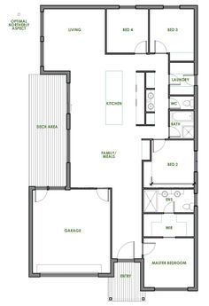 The Iluka is a highly energy efficient home design that is of the best quality. The Iluka design is one of many sustainable home designs on offer.
