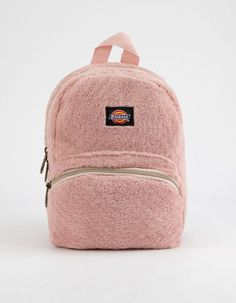 Mustard, One Size Dickies Cotton Canvas Mini Backpack