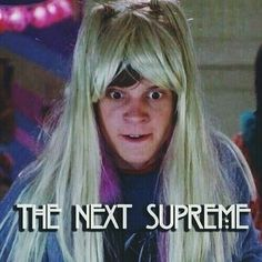 Evan Peters // The Next Supreme // American Horror Story Coven // Sleepover (movie)