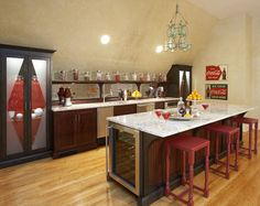 Oak Park Infant Welfare Showcase House - eclectic - kitchen - chicago - Lilija Gelazis AIA
