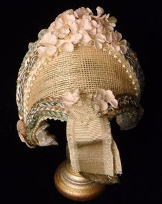 Straw French Fashion Hat