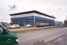 james wattstraat 1998 Historisch Centrum Leeuwarden - Beeldbank Leeuwarden