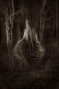 The Blyssful Witch - Dark Paganism and the Occult Gothic Horror, Arte Horror, Gothic Art, Horror Art, Dark Fantasy Art, Dark Art, The Dark Side, Dark Photography, Dark Places