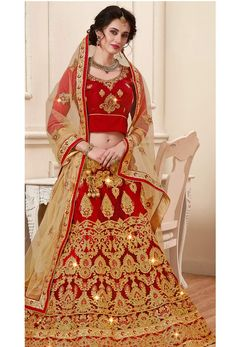 34f93427c15a26 Maroon Party Wear Mermaid Lehenga Choli  embroidery  embroiderylehengacholi   lehengacholionline  onlinelehengacholi  dress