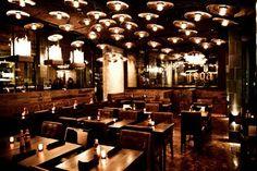 no end to design: TEQA Bar and Restaurant