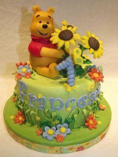 winnie the pooh cake - Google Търсене