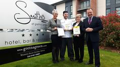 Smiths at Gretna Green Award Winning Team http://www.cumbriacrack.com/wp-content/uploads/2017/04/Smiths-team-celebrate-recent-string-of-awards.jpg Local hotel, Smiths at Gretna Green is celebrating a fresh set of awards recognising customer service and the quality standard of both hotel and restaurant    http://www.cumbriacrack.com/2017/04/05/smiths-gretna-green-award-winning-team/
