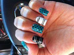 Super fab gelish nails