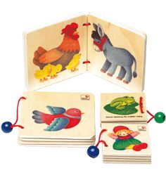 love these Wooden Books