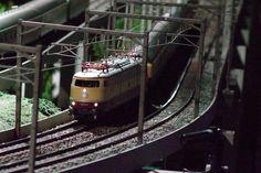原鉄道模型博物館(ジオラマ)