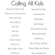 Announcing: Calling All Kids Series   Alida Makes