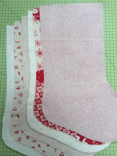 cool Layer as shown with right sides facing 1 batting, 2 batting, front and back medianet_width = medianet_height = medianet_crid = medianet_versionId = (function() { var isSSL = 'https:' == document. Quilted Christmas Stockings, Christmas Stocking Pattern, Xmas Stockings, Christmas Sewing, Christmas Projects, Holiday Crafts, Christmas Quilting, Christmas Ideas, Christmas Gifts For Women