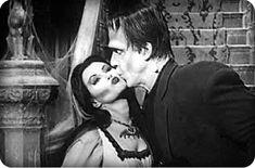 Lily y Herman Munster