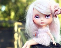 Blythe Puppe Wallpapers