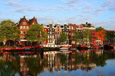 My love for Amsterdam most likely will never end