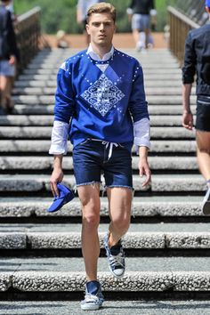 Alexis Mabille Spring 2013 Menswear