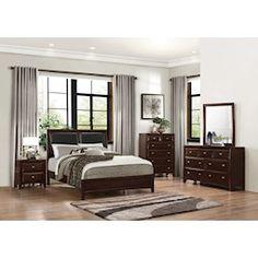Lacks | Fuqua 4 Pc Queen Bedroom Set
