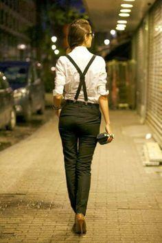 S in Fashion Avenue: MANNISH!