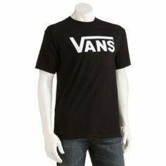 Vans Classic Logo Tee - Men $14.99 @ Kohl's