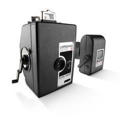 Lomokino And Lomokinoscope design inspiration on Fab.