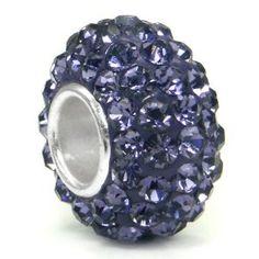 Swaroski Alexandrite Lavender Crystal Ball Bead Sterling Silver Charm Fits Pandora Chamilia Biagi Trollbeads European Brac...  Order at http://www.amazon.com/Swaroski-Alexandrite-Lavender-Sterling-Trollbeads/dp/B00AU8U1KG/ref=zg_bs_3885701_36?tag=bestmacros-20