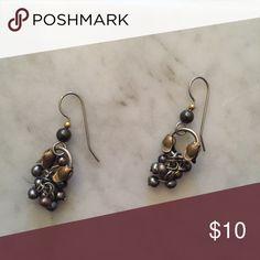 Silver Forest Grape Earrings Sterling silver earrings Silver Forest Jewelry Earrings