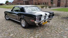 mustang coupe '68 :)