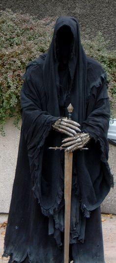 how to make a grim reaper cloak - Google Search