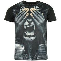 Tee Shirt Project X 8855400-A5 Noir - LaBoutiqueOfficielle.com