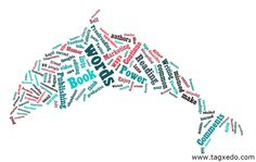 wwww.tagxedo.com - school spirit inspiration.  Make a word cloud in any shape.   Doherty Dolphins!