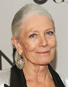 Vanessa Redgrave (b. 30 Jan 1937) is an English actress of stage, screen & television, as well as a political activist.  - always beautiful  - always a lady