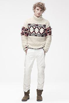Jersey #isabelmarant para H&M http://www.charadaimagenpersonal.es/blog/item/descubre-la-coleccion-de-isabel-marant-para-h-m.html#.Um5HIxDgGSo