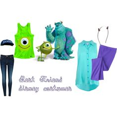 """""""Disney Costumes Ideas"""" by girlonfire42 on Polyvore"""