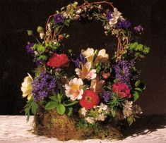 Flowers for Easter and Passover | Françoise Weeks European Floral Design
