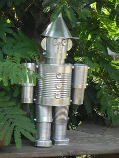 Wizard of Oz Tin Man