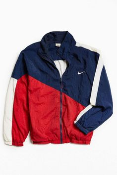 d3af1827efd7 Vintage Nike Windbreaker Jacket - Urban Outfitters