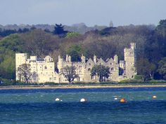 Netley Castle Rose and Evrards castle by the river? Though their castle should be on a hill