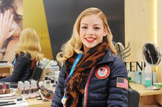 5 Gracie Gold Easy Beauty Tricks - Makeup Tips from Gracie Gold - ELLE