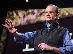 NHKの番組で初見。この人プレゼンすごいな。 ローレンス・レッシグ「皆で共和国本来の国民の力を取り戻そう」   Video on TED.com