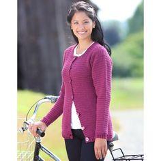 Valley+Yarns+B7+Basic+Crochet+Cardigan