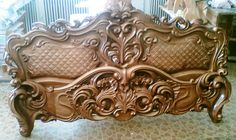 Carving bed srsfurniture.....