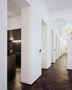 Apartment B in Berlin by Thomas Kröger Architekt | Yellowtrace