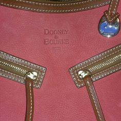 """Dooney and bourke suede hobo """"PRICE IS NEGOTIABLE"""" salmon suede material hobo slight wear on the outside,  clean inside Dooney & Bourke Bags Hobos"""