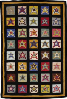 Star Patch Sampler or Cream