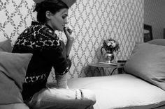 El diario de belleza de #MartaNieto © A. Moral. Realización: Marta Bajo. Maquillaje y peluquería: Pedro Cedeño