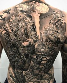 Combat Soldier Back Tattoo Tattoos Tattoos Army Tattoos with measurements 1080 X 1328 Military Back Tattoos - Arguably tattoos on the lower back include Patriotische Tattoos, Army Tattoos, Native Tattoos, Military Tattoos, Bild Tattoos, Neue Tattoos, Body Art Tattoos, Sleeve Tattoos, Forearm Tattoos