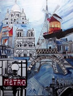 My Paris   KunstiX