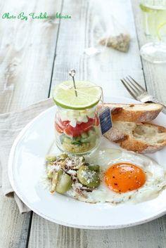 簡単!おしゃれな盛り付けのコツ lunch plate