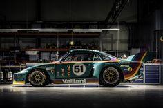 1976 Kremer Porsche // a racing legend Porsche 911 Targa, Porsche Carrera, Porsche Motorsport, Porsche Cars, Ferdinand Porsche, Porsche Classic, Sports Car Racing, Sport Cars, Auto Racing