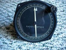 "1950s Beautiful 4.5"" Radio Compass display aircraft steam punk Steam Punk, Compass, 1950s, Aircraft, Tech, Display, Beautiful, Accessories, Ebay"